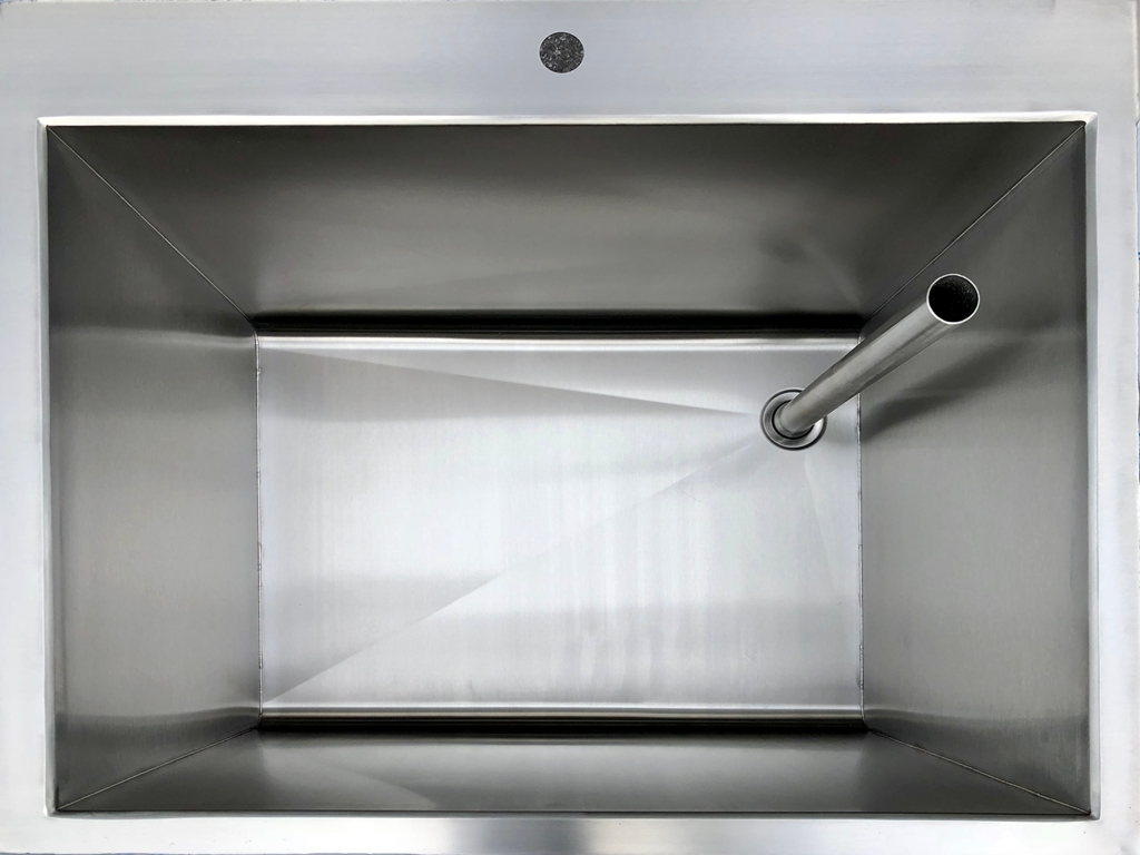 spoeltafels en wasgoten